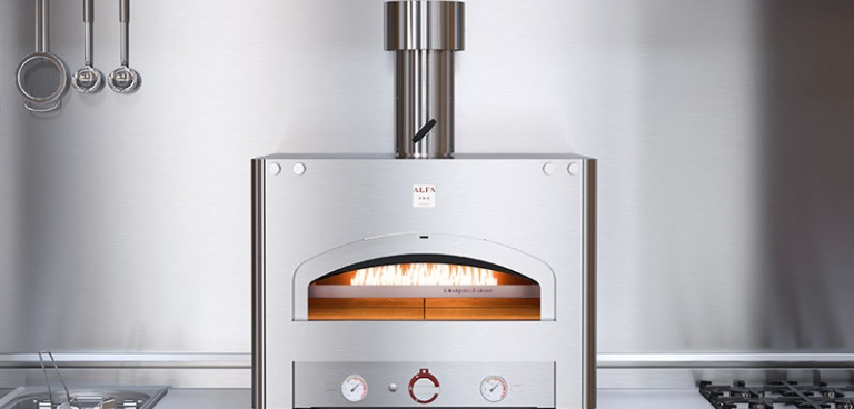 Qubo oven compactflame gas top verison
